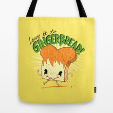 GingerBread Tote Bag