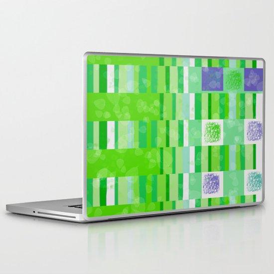 New Leaves Laptop & iPad Skin