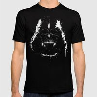 Vader Mens Fitted Tee Black SMALL