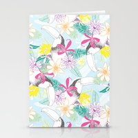 You Can Toucan Stationery Cards