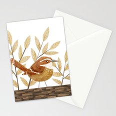 Carolina Wren Stationery Cards