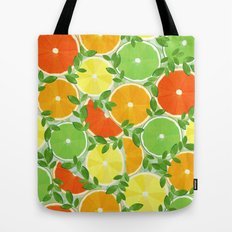 A Slice of Citrus Tote Bag