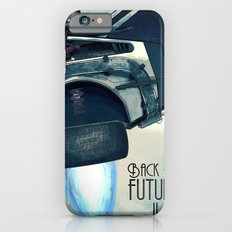 Back to the future II iPhone 6s Slim Case