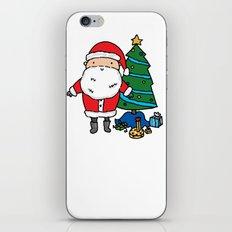 Now Where's The Milk N' Cookies? iPhone & iPod Skin