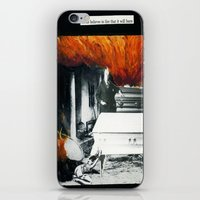 Total Post Mortum Immolation (funeral metal 3) iPhone & iPod Skin