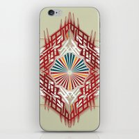Abstrkt Placement iPhone & iPod Skin