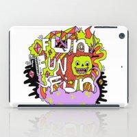 Fun Fun Fun iPad Case