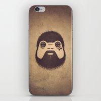 The Gamer iPhone & iPod Skin