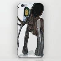 Pillaiyar iPhone & iPod Skin
