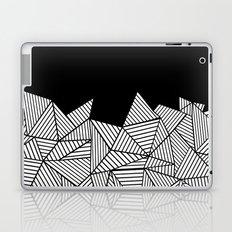 Abstraction Mountain Laptop & iPad Skin