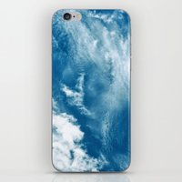 Sky iPhone & iPod Skin