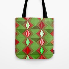 Waterbomb Holiday Colors Tote Bag