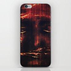 Red II iPhone & iPod Skin