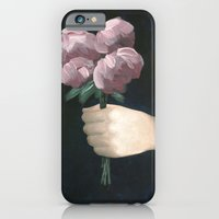 iPhone & iPod Case featuring I Picked You Something by Girl + Parrot
