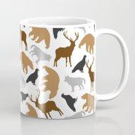 Wild Pattern Mug