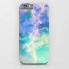 Mountain Meadow Painted Clouds iPhone 6 Slim Case
