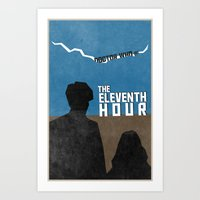 The Eleventh Hour (1 In … Art Print