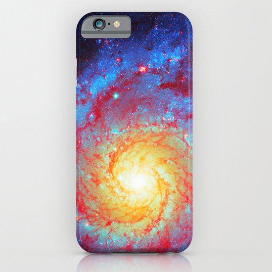 Spiral Galaxy iPhone & iPod Case
