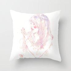 Claude Throw Pillow