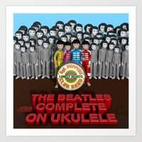 Sgt. Pepper's Lonely Hea… Art Print