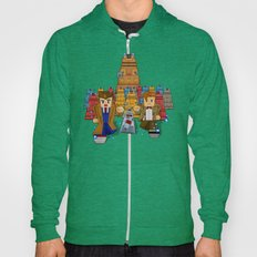 8bit Doctor who vs dalek iPhone 4 4s 5 5c 6, pillow case, mugs and tshirt Hoody