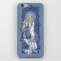 Galadriel Nouveau iPhone & iPod Skin