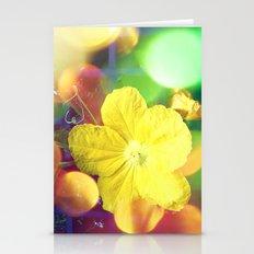 Secret Garden | Cucumber flower Stationery Cards