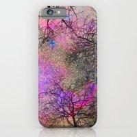 Sky Dreams. Serial. Warm… iPhone 6 Slim Case
