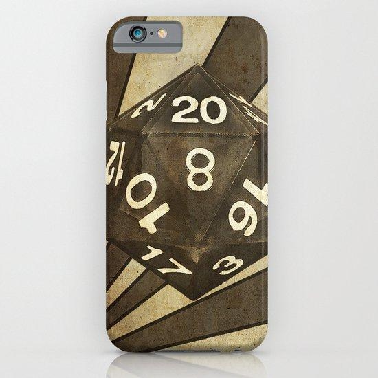 D20 iPhone & iPod Case