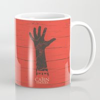 The Cabin In The Woods Mug