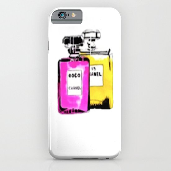 Coco Chanel iPhone & iPod Case