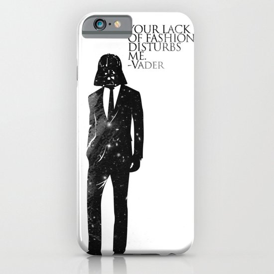 the lord of fashion iPhone & iPod Case