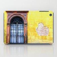 Yellow Window iPad Case