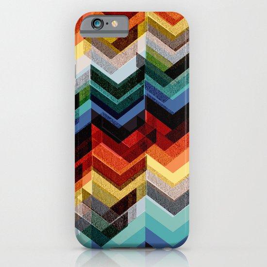 Chevron Multicolour iPhone & iPod Case