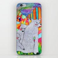 Three Bears iPhone & iPod Skin