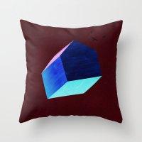 Somewhere Over The Rainb… Throw Pillow