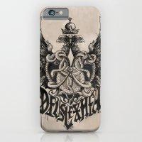 Deus Lex Mea - God is my Light iPhone 6 Slim Case