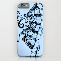 iPhone & iPod Case featuring Branch with Flowers by Mary Mohr