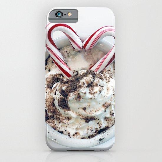 i heart hot chocolate iPhone & iPod Case
