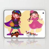Pretend Play Laptop & iPad Skin