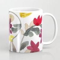 Floral 5 Mug