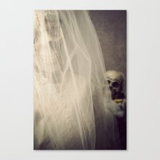 Corpse Bride Canvas Print