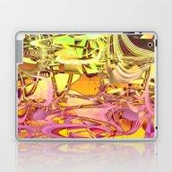 Laptop & iPad Skin featuring Mad World. by Assiyam