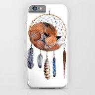 Fox Dreamcatcher iPhone 6 Slim Case