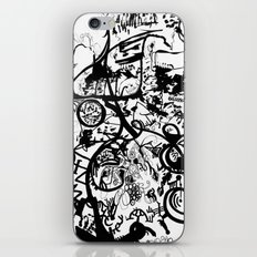 Waliamichael  iPhone & iPod Skin