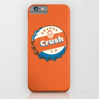 Denver's Orange Crush De… iPhone 6 Slim Case