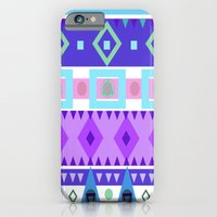 iPhone & iPod Case featuring Winter Patterns by Dan∆log-One