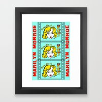 Some Like it Hot! Framed Art Print