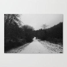 Kilburn Walk #3 Canvas Print
