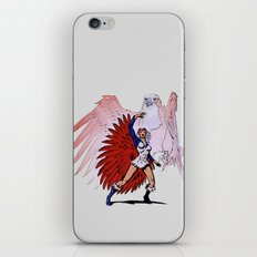 Teela Na iPhone & iPod Skin